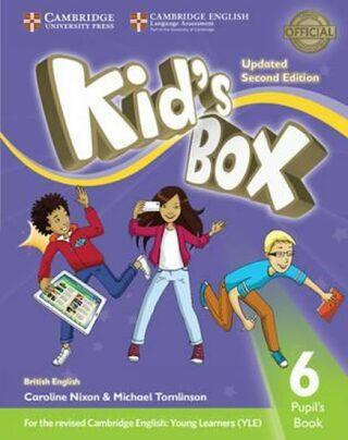 Kid's Box Level 6 Updated 2nd Edition: Pupil's Book - Caroline Nixon