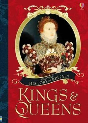 Kings and Queens (History of Britain) - Ruth Brocklehurstová
