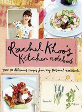 Kitchen Notebook - Rachel Khoo