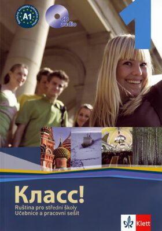 Klacc! 1 - Ruština pro SŠ - Učebnice + PS + 2CD - Natalia Orlova