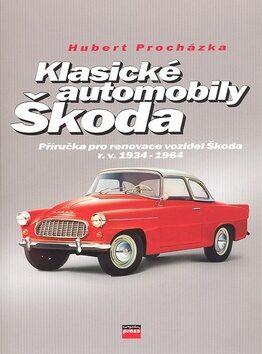Klasické automobily Škoda - Hubert Procházka