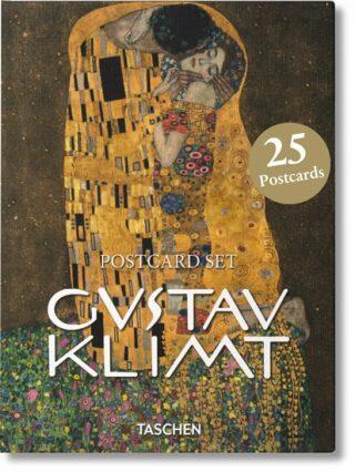 Klimt: Postcard Set - Klimt Gustav