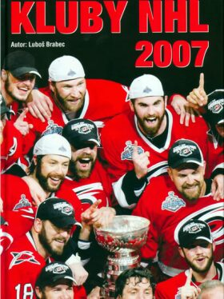Kluby NHL 2007 - Luboš Brabec