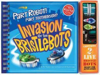 Klutz - Invasion of the Bristlebots - Pat Murphy