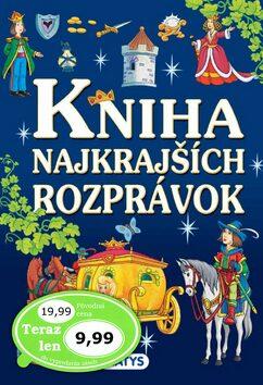 Kniha najkrajších rozprávok -