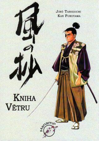 Kniha větru - Jiro Taniguchi, Furuyama Kan