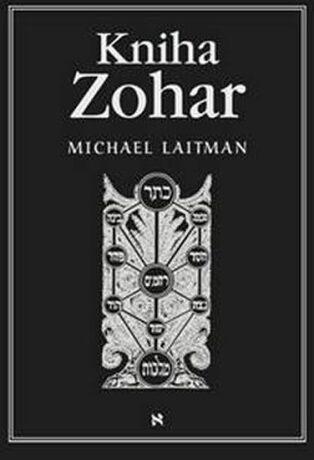 Kniha Zohar - Michael Laitman