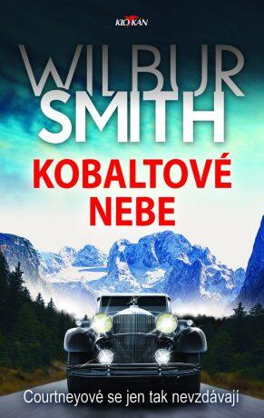 Kobaltové nebe - Wilbur Smith