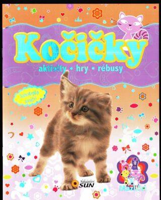 Kočičky Aktivity hry rébusy - neuveden