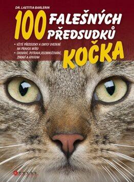Kočka 100 falešných předsudků - Laetitia Barlerin
