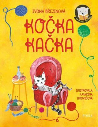 Kočka Kačka - Ivona Březinová