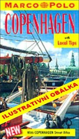 Kodaň - Průvodce se skládací mapou - neuveden