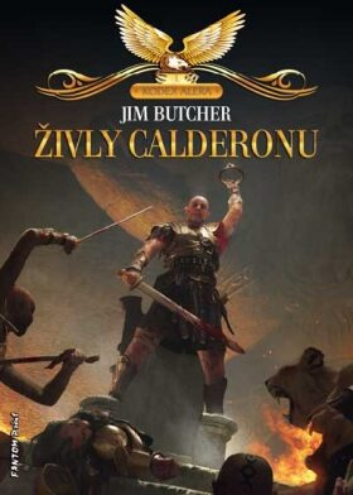 Živly Calderonu - Jim Butcher