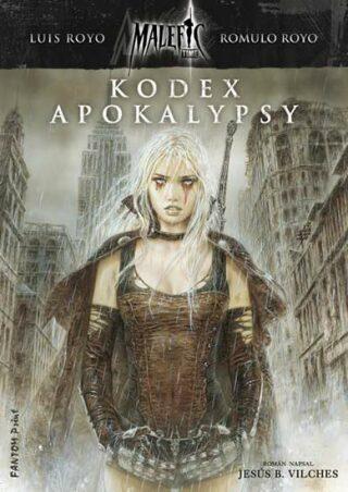 Kodex Apokalypsy - Vilches Jesús B.