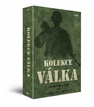 Kolekce Válečné filmy - DVD