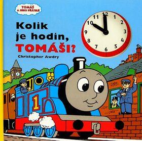 Kolik je hodin, Tomáši? - Christopher Awdry