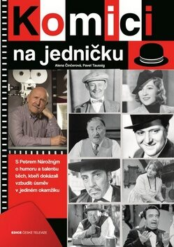 Komici na jedničku - Pavel Taussig, Alena Činčerová