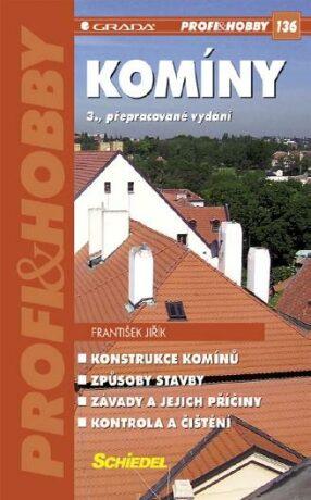 Komíny - František Jiřík - e-kniha