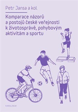 Komparace názorů a postojů české veřejnosti k životosprávě, pohybovým aktivitám a sportu - Petr Jansa