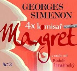 Komisař Maigret-komplet - Georges Simenon