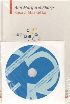 Komplet-Saša a Markétka, Nemocnice pro panenky + CD - Ann Margaret Sharp