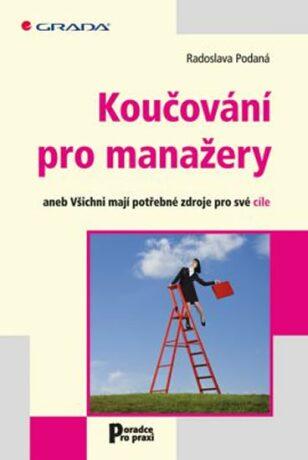 Koučování pro manažery aneb Všichni mají potřebné zdroje pro své cíle - Radoslava Podaná