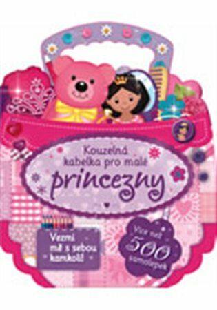 Kouzelná kabelka pro malé princezny - neuveden