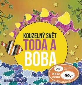 Kouzelný svět Toda a Boba - Adriana Soukalová