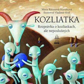 Kozliatka - Mária Rázusová-Martáková, Jaroslava Blažková