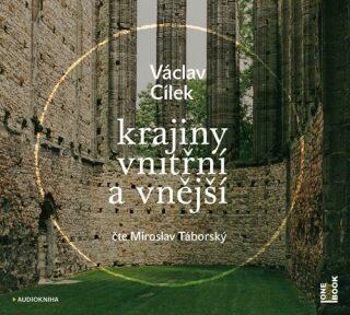 Krajiny vnitřní a vnější - Václav Cílek - audiokniha
