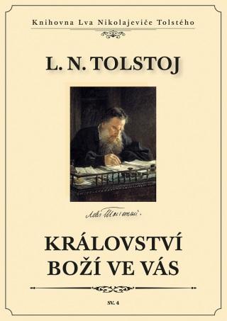 Království boží ve vás - Lev Nikolajevič Tolstoj - e-kniha