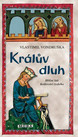 Králův dluh - Vlastimil Vondruška - e-kniha