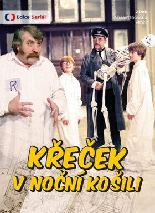 Křeček v noční košili - 2 DVD - Miloš Macourek