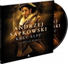 Krev elfů - Andrzej Sapkowski