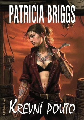 Krevní pouto - Patricia Briggs - e-kniha