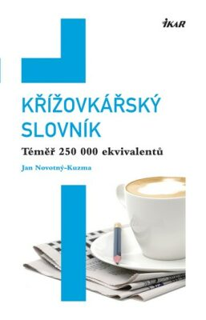 Křížovkářský slovník - Jan Novotný-Kuzma