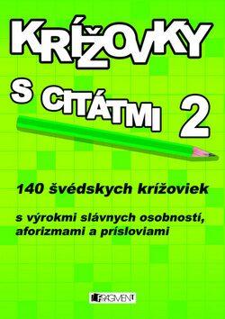 Krížovky s citátmi 2 - Hanka Osuská, Lucia Vandenbergerová