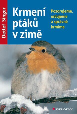 Krmení ptáků v zimě - Detlef Singer
