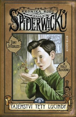 Kronika rodu Spiderwicků 3 Tajemství tety Lucindy - Holly Blacková, Tony DiTerlizzi