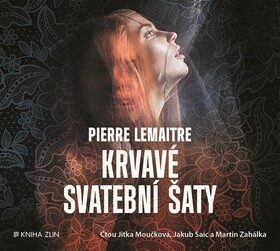 Krvavé svatební šaty - Pierre Lemaitre - audiokniha
