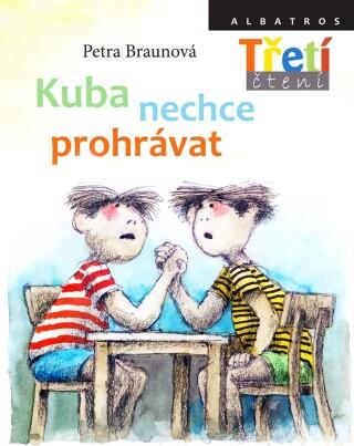 Kuba nechce prohrávat - Petra Braunová, Jiří Bernard