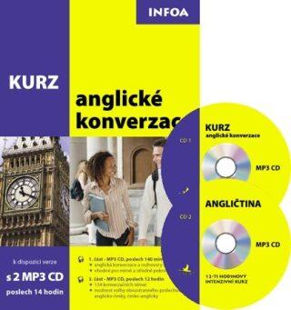 Kurz anglické konverzace + 2 CD - neuveden