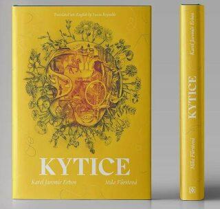 Kytice - luxusní anglické vydání - Karel Jaromír Erben