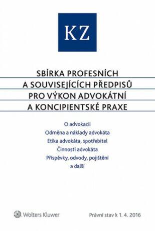 KZ ADVOKÁTNÍ -