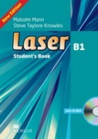 Laser (3rd Edition) B1 Student´s Book & CD-ROM Pack - Malcolm Mann
