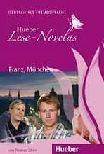Lese-Novelas Franz. München. Audio book - Thomas Silvin