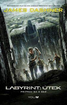 Labyrint: Útek - James Dashner