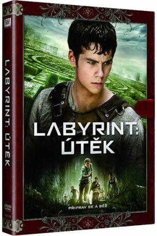 Labyrint: Útěk DVD - neuveden