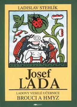 Ladovy veselé učebnice Brouci a hmyz - Josef Lada