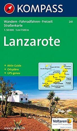 Lanzarote 241 / 1:50T NKOM - neuveden
